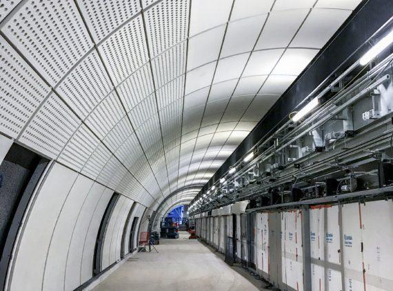 Londyn – Bond Street station
