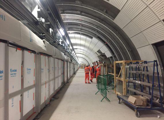 Londyn – Bond Street i Paddington Street station