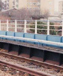 Infrastruktura kolejowa i drogowa – płyty ażurowe